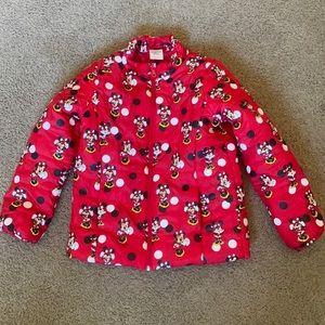 Disney girls Minnie Mouse jacket